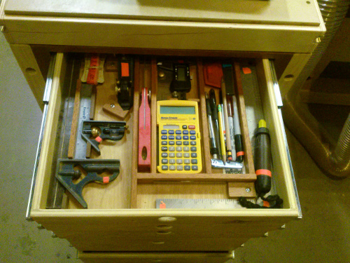 toolbox drawer