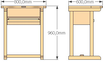 Workbench plan