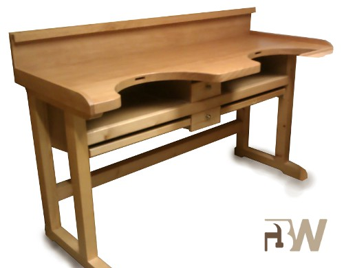 double workbench