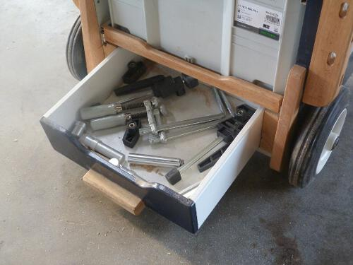 MF-TC: Multifunction tool cart - Benchworks
