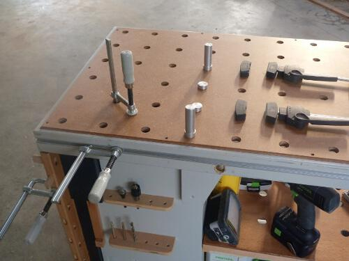 MF TC Multifunction Tool Cart Benchworks