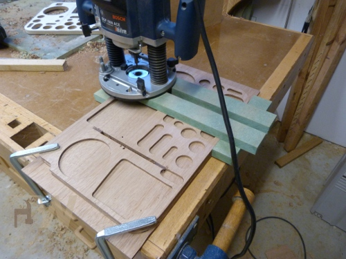 Toolbox Insert For Systainer Benchworks