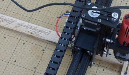 X-carve CNC router