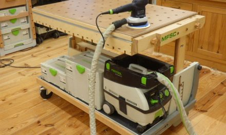 MFSC multi-function shop-cart