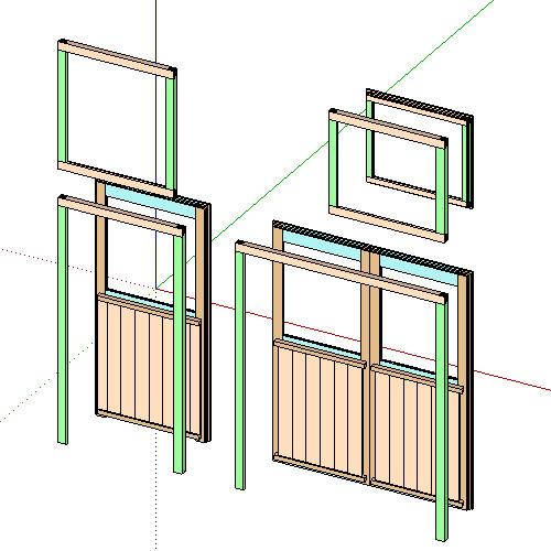sc 1 st  Benchworks & Workshop windows and doors - Benchworks